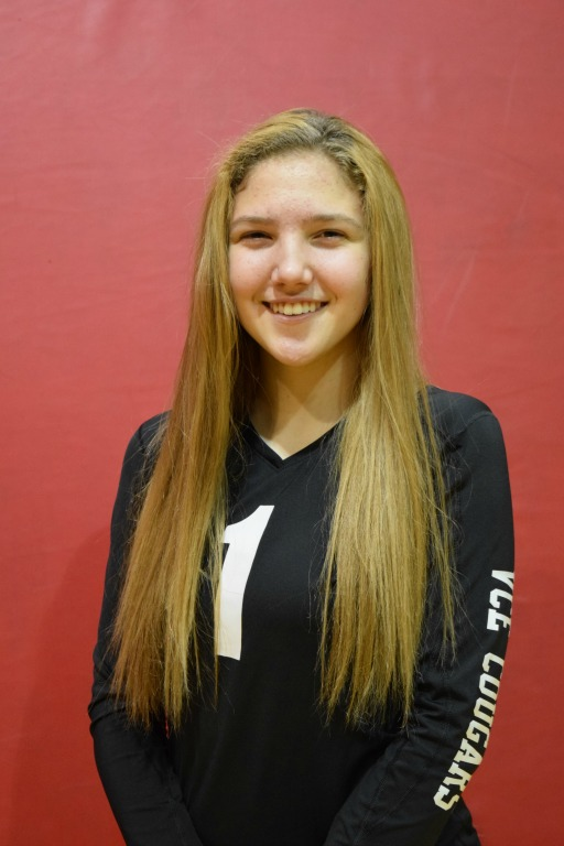Regular Boot Camp volleyball class Incoming freshman Braedyn Peters makes Shadow Ridge starting varsity roster.