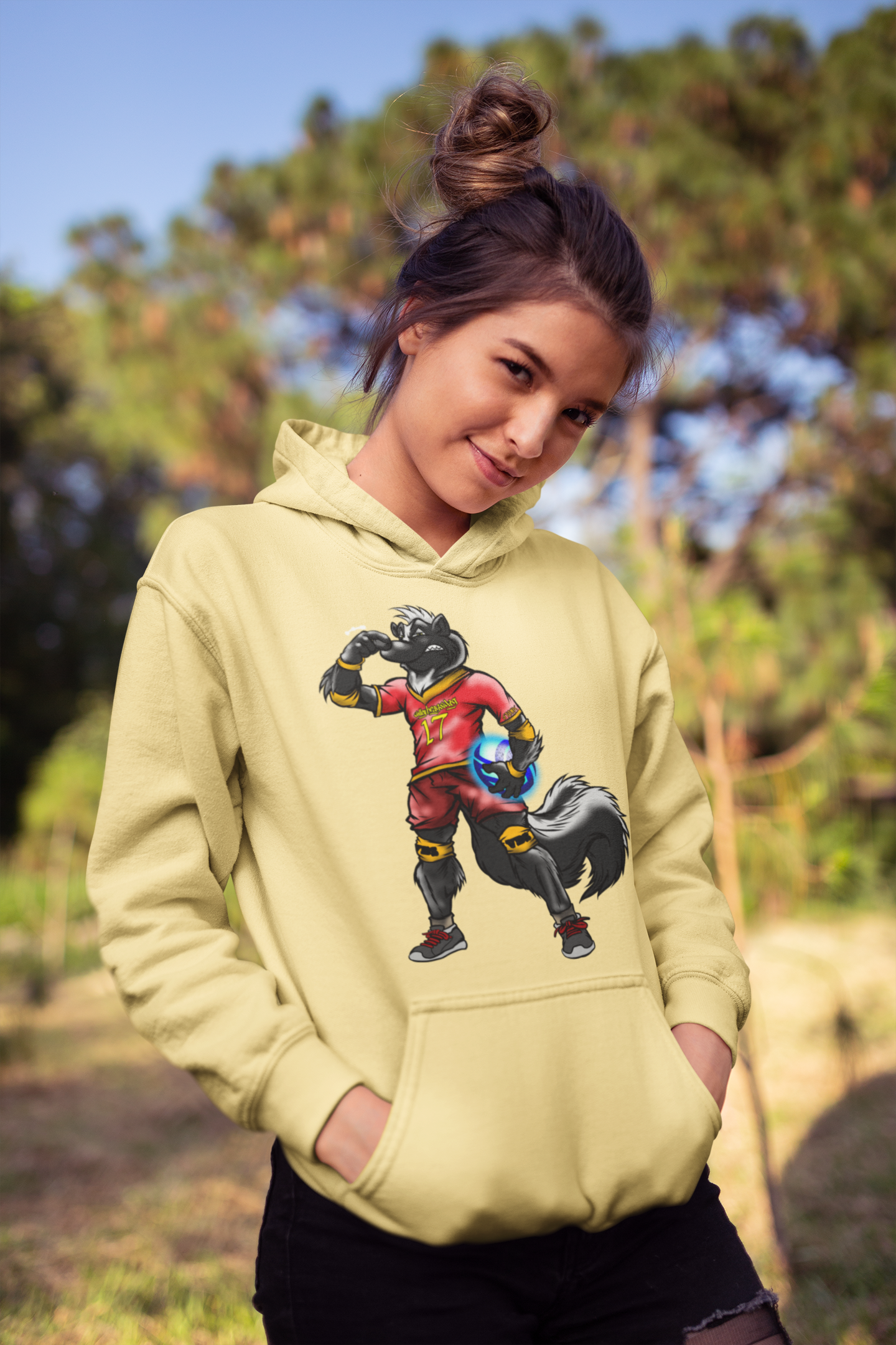Shop your next Volleybragswag skunk shirt now!