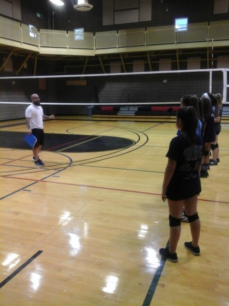 Coach Phil  Head Boot Camp class Instructor