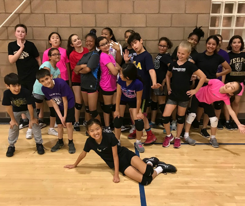 Friday Night Boot Camp Class in Summerlin for ages 9 - 12.