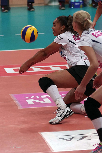 Rules of Volleyball: Pro Player passing (Jaroslaw Popczyk)