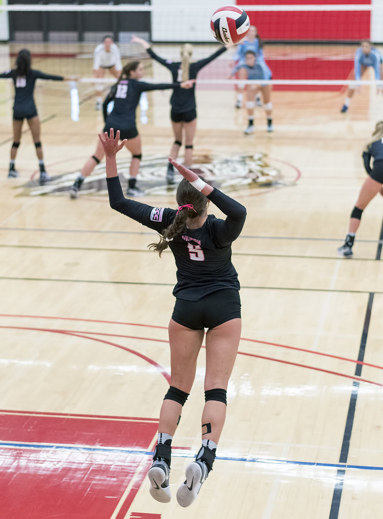 Volleyball digging: Serving is separate from the act of running to your defensive position. Make a tough or strategic serve, then run into the court to get to your base position in defense (Al Case)
