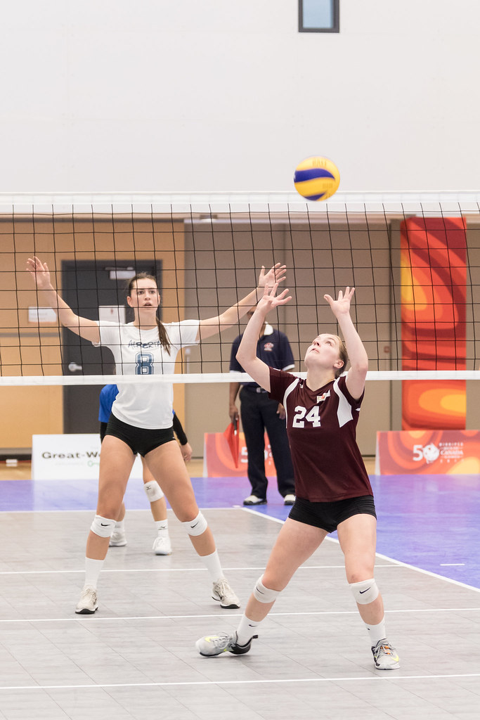 As you learn how to become a better setter, you will improve on being able to touch every second ball, turning each of your ball contacts into a faster quicker offense.