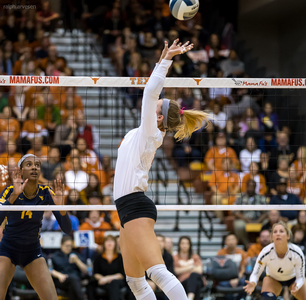 Volleyball Position Setter - Of the 5 volleyball positions setter is important because they run the offense like a quarterback on a football team only they deliver sets to their hitters. (Aversen)