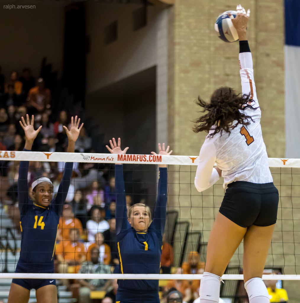 Types of Hits in Volleyball What's The Tool, The Wipe and Hitting Line: These are other names for an attack or hit used in volleyball. (Ralph Arvesen)