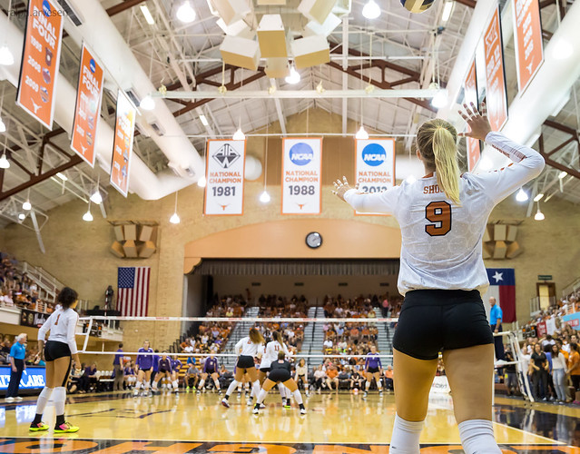 The serve is the one volleyball skill you do all by yourself without the assistance of another player to help score a point for your team. (Ralph Aversen)