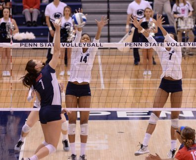 Top 4 Volleyball Block Rules. Volleyball block rules are established so players, teams and coaches compete fairly in their quest to win a match.