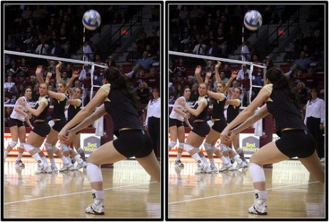 Volleyball Basics Digging: To