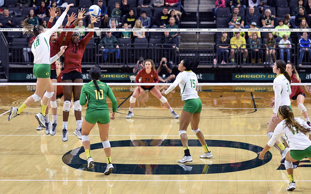 If you're an outside hitter also known as a left side spiker in volleyball on your team here are seven ways you can improve your point scoring  abilities (Al Case)