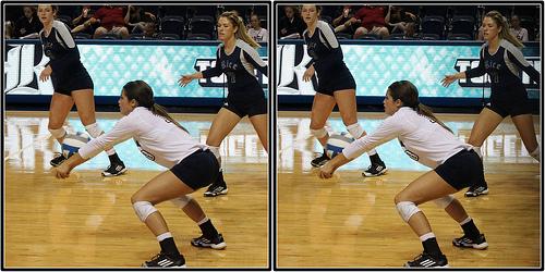 eaching volleyball skills:Passing