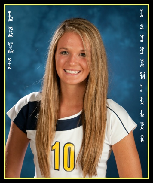 Check out my interview with Michigan setter Lexi Dannemiller.