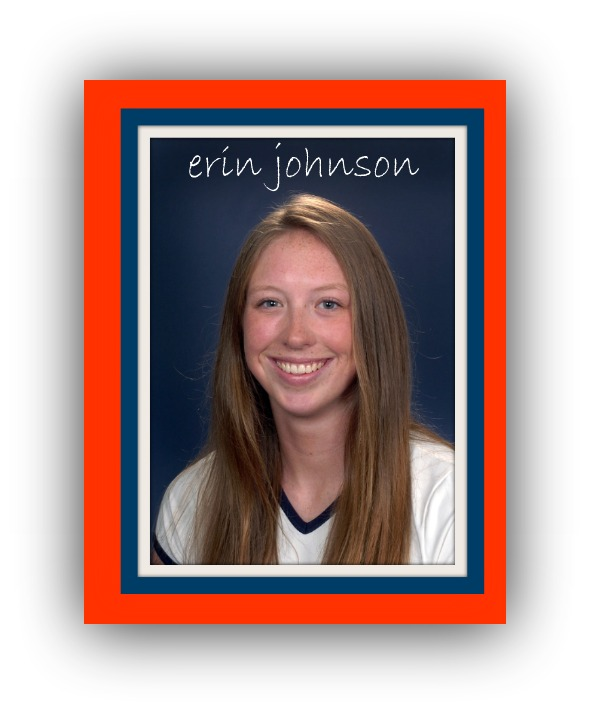 The Best Middle Blocker Volleyball Athletes from the Big Ten Conference Answer Interview Questions - Erin Johnson