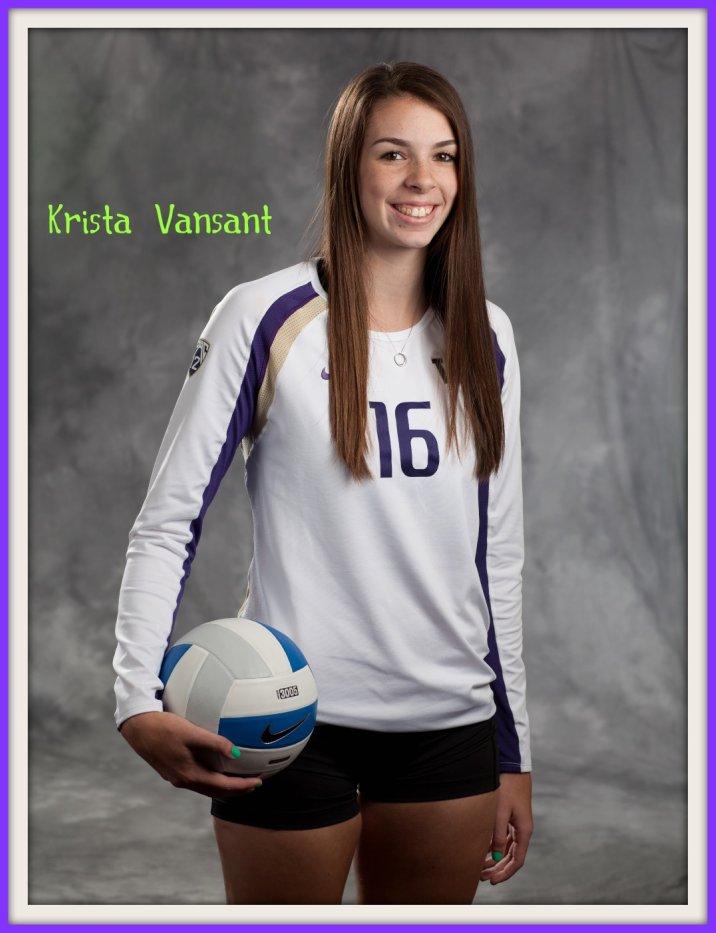 Volleyball Prep Krista Vansant