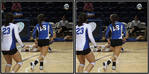 Essential Volleyball Skills: Digging a ball