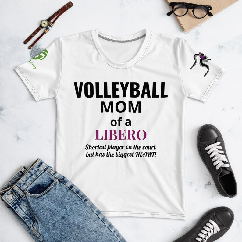 SOLD!! This popular shirt sells well! I always created the ultimate volleyball mom thank you gift in the form of a volleyball shirt which I think shows appreciation for who moms are.