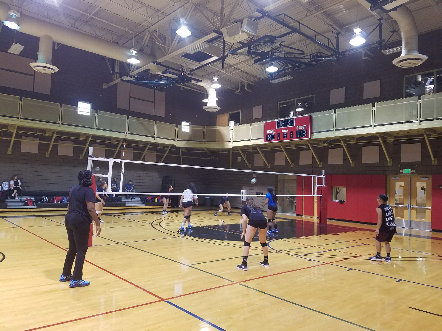 My Volleyball Motivation: Why I Charged $5 For Vegas Volleyball Classes