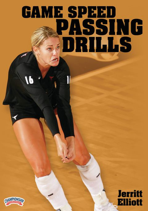 Volleyball Team Drills: Game Speed Drills presented by Jerritt Elliott