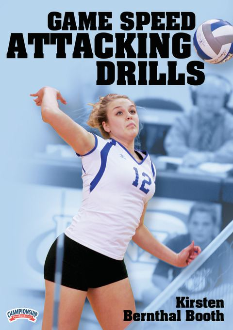 Volleyball Team Drills presented by Kirsten Bernthal Booth