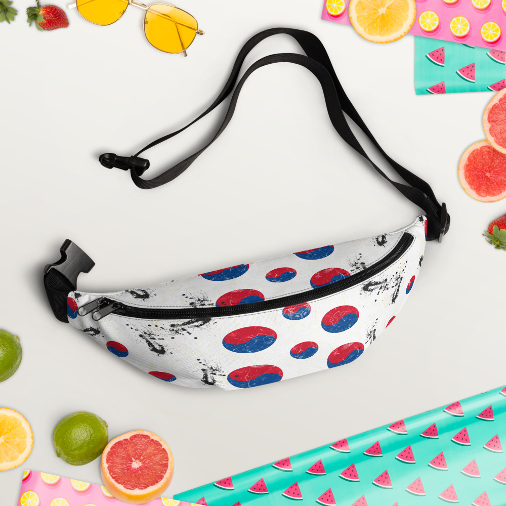 World Flag Inspired His and Hers Fanny Packs by Volleybragswag. Click to shop on Etsy!