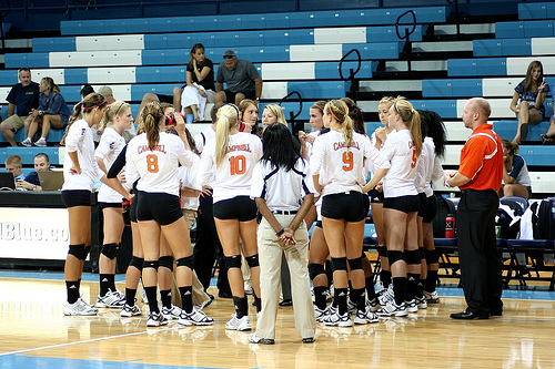 These Big South Conference volleyball highlights are video clips produced by Big South teams made to hype each team's players skills, abilities, accomplishments, work ethic and competitiveness.