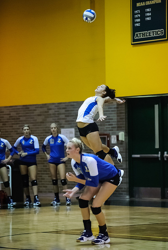 Your Serve In Volleyball Use Our Ten Step Checklist To