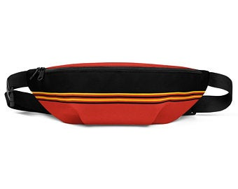 Now available are the Volleybragswag flag of Germany inspired fanny packs which make great coach and player gifts!