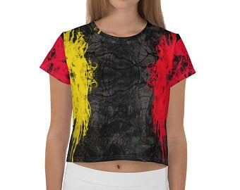 Now available are the Volleybragswag flag of Germany inspired sports bras, volleyball shorts set, beach towels and blankets, flip flops, hoodies, fanny packs, duffle bags and more!