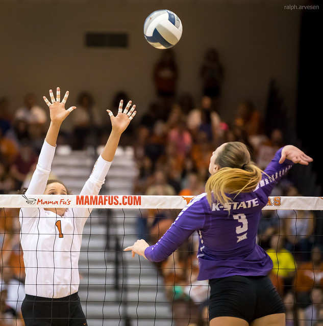 As a middle blocker, you need to know what your team's volleyball blocking strategies are going to be. Are you blocking certain hitters cross court or line?