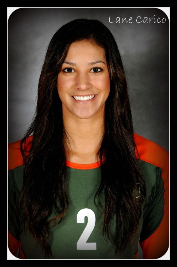 Volleyball Hitters: University of Miami volleyball hitter and California born native Lane Carico answers my volleyball questions.