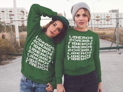 volleyball tshirts. LIBEROS LIBEROS LIBEROS
