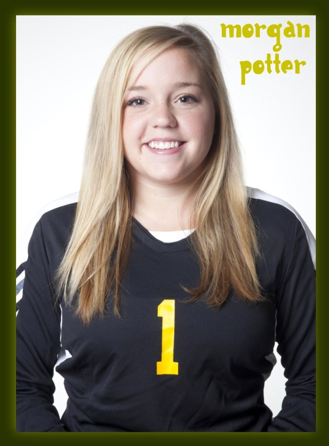 Libero Volleyball Interviews Top College Liberos Answer My Questions - Morgan Potter
