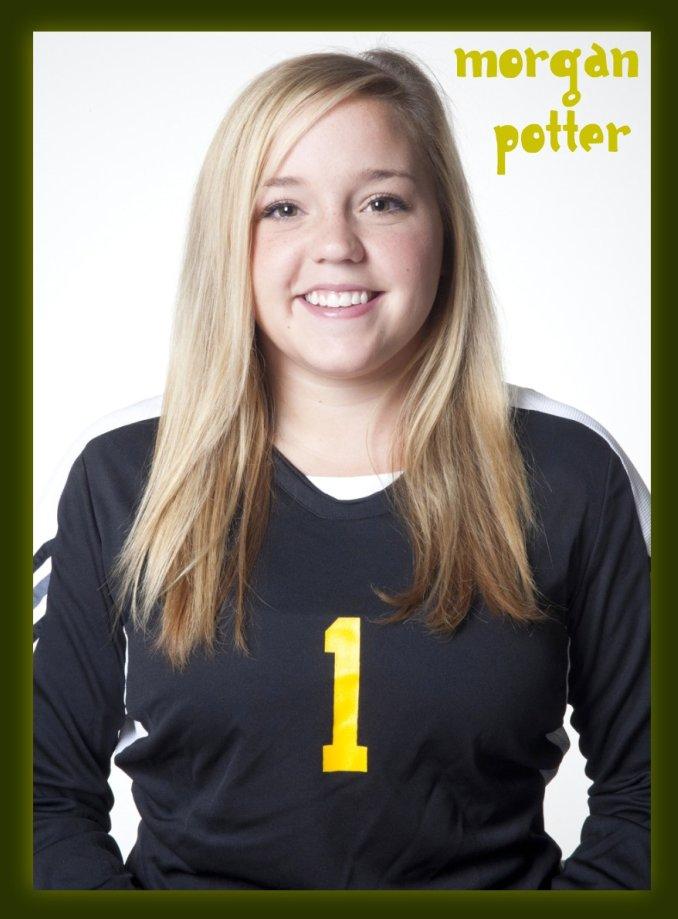 UWM Volleyball Player Morgan Potter
