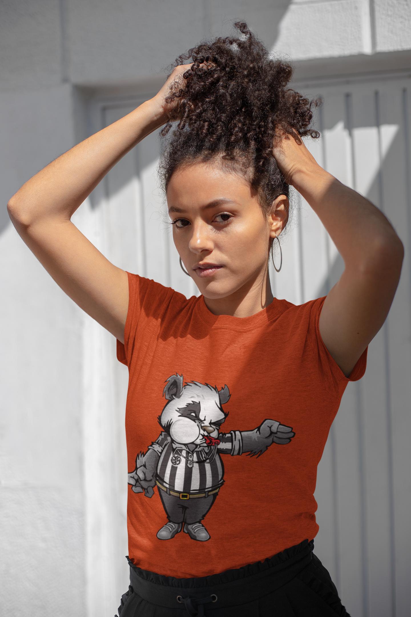 Shop your next Volleybragswag panda shirt now!