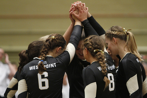 West Point Volleyball Team