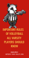Important Rules of Volleyball All Varsity Players Should Know by April Chapple