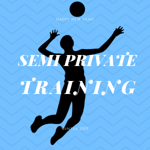 Click to learn more about the new semi private training opportunities taught by me, Coach April Chapple.