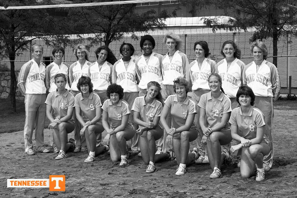 My Freshman year as a Lady Vol- University of Tennessee Knoxville