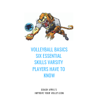 Volleyball Basics: Six Essential Skills Varsity Players Have To Know