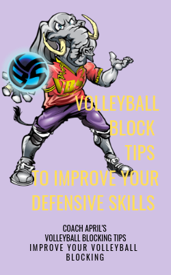 Volleyball Block Tips To Improve Your Defensive Skills in Volleyball