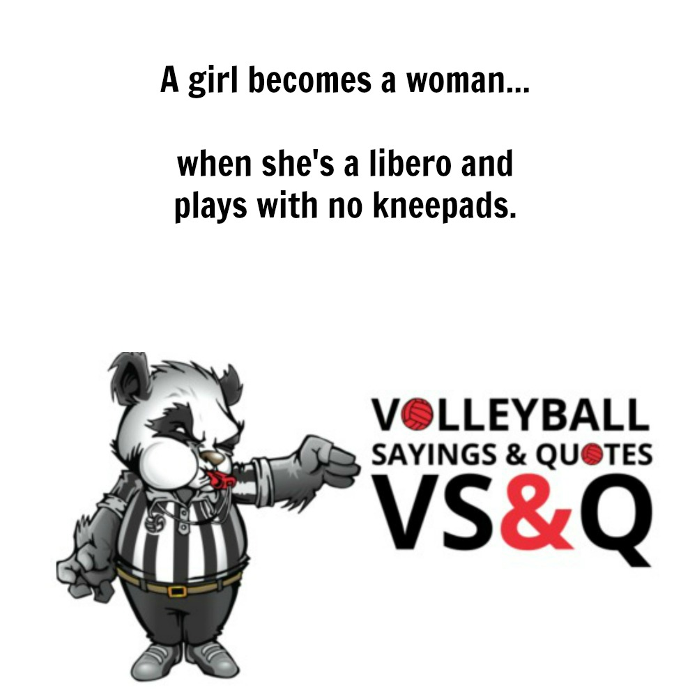 inspirational volleyball quotes: