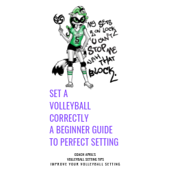 Set A Volleyball Correctly, A Beginner Guide To Perfect Setting: Coach April's Volleyball Setting Tips: Improve Your Volley.com