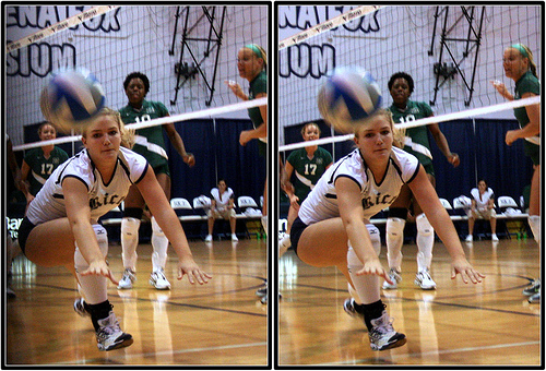 The four digging volleyball terms explained for liberos and defensive players are