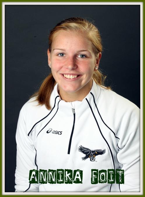 Improve Your Volleyball interviews Long Island University volleyball player Annika Foit