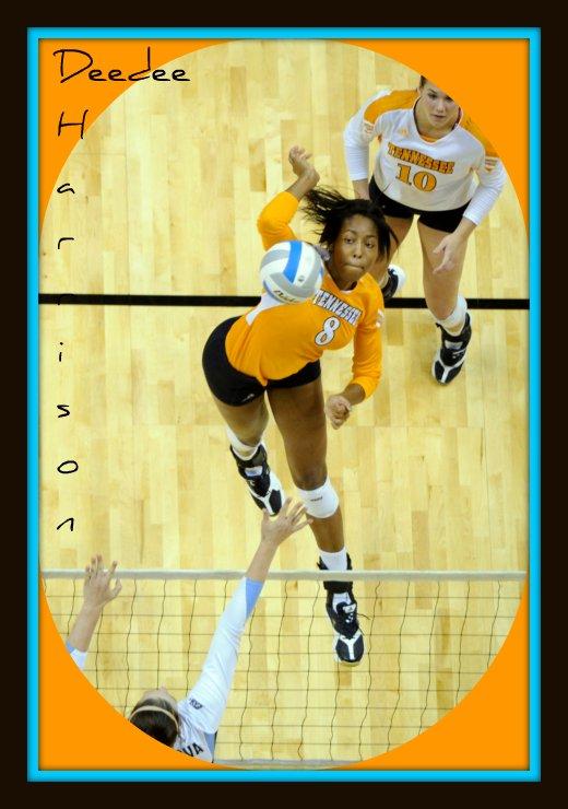 Improve Your Volleyball Interviews: Tennessee, DeeDee Harrison