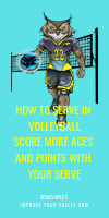How To Serve in Volleyball Score More Aces and Points With your serve by April Chapple