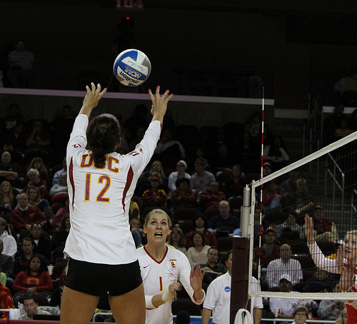 If you are on a quest to become a better setter then you first want to develop great setting technique and more from Improve Your Volleyball.com.