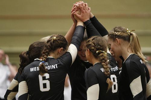 West Point Volleyball Team