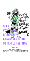 Set A Volleyball Correctly: A Beginner Guide To Perfect Setting by April Chapple
