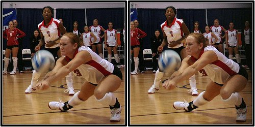 Three Volleyball Digging Tips To Improve Your Defense Volleyball Game  (Michael E. Johnston)