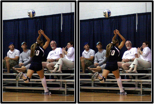 Digging Volleyball Terms:  What's a